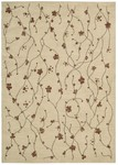 Calvin Klein Home Woven Textures WT01 BGE Twines Natural Closeout Area Rug