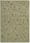 Calvin Klein Home Woven Textures WT01 LTG Twines Sage Closeout Area Rug