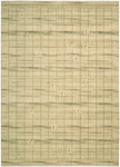Calvin Klein Home Woven Textures WT05 NAT Scattered Blossoms Closeout Area Rug