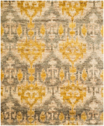 Loloi Xavier XV-04 Grey / Gold Area Rug