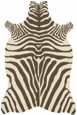 Loloi Zadie ZD-01 Brown / Ivory Area Rug