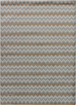 Jaipur Zane ZAN07 Caspian Oxford Tan & Bright White Closeout Area Rug