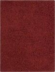 Nourison Zen ZEN01 RED Red Closeout Area Rug