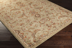 Surya Arabesque ABS-3009 Olive/Moss/Sienna Closeout Area Rug - Spring 2015