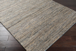 Surya Adobe ADB-1000 Taupe/Bright Blue/Denim Area Rug