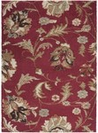 Surya Alfredo AFR-3302 Carnelian/Turtle Green/Bronze Closeout Area Rug - Fall 2014