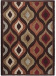 Surya Alfredo AFR-3307 Espresso/Turtle Green/Adobe Closeout Area Rug - Fall 2014