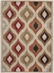 Surya Alfredo AFR-3308 Bronze/Adobe/Turtle Green Closeout Area Rug - Fall 2014