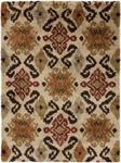 Surya Alfredo AFR-3326 Moth Beige/Dark Brown/Carnelian Closeout Area Rug - Fall 2014