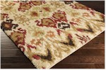 Surya Alfredo AFR-3335 Bronze/Carnelian/Dark Brown Closeout Area Rug - Fall 2014