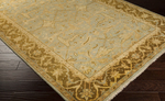 Surya Ainsley AIN-1006 Moss/Mocha/Gold Closeout Area Rug - Fall 2014
