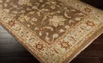 Surya Ainsley AIN-1009 Mocha/Beige/Gold Closeout Area Rug - Fall 2015