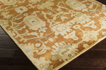 Surya Ainsley AIN-1015 Rust/Gold/Beige Closeout Area Rug