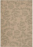 Surya Alfresco ALF-9572 Khaki/Dusky Green Closeout Area Rug - Fall 2012