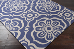 Surya Kate Spain Alhambra ALH-5004 Cobalt/Beige Closeout Area Rug - Fall 2015