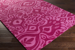 Surya Kate Spain Alhambra ALH-5021 Magenta/Pink Closeout Area Rug - Fall 2015
