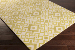 Surya Kate Spain Alhambra ALH-5027 Lime/Ivory Closeout Area Rug - Fall 2015