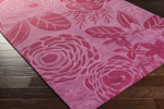 Surya Kate Spain Alhambra ALH-5033 Hot Pink/Carnation Closeout Area Rug - Fall 2015