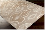 Surya Beth Lacefield Alameda AMD-1000 Brindle/Oatmeal/Driftwood Brown Closeout Area Rug - Fall 2014