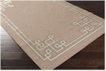 Surya Beth Lacefield Alameda AMD-1020 Taupe/Light Grey/Taupe Closeout Area Rug - Fall 2015