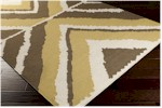 Surya Beth Lacefield Alameda AMD-1023 Army Green/Olive Oil/Ivory Closeout Area Rug - Fall 2014