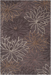 Surya Amelia AME-2211 Elephant Grey/Dark Brown/Papyrus Closeout Area Rug - Spring 2013