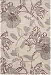 Surya Amelia AME-2225 Papyrus/Dove Grey/Coffee Bean Closeout Area Rug - Spring 2013