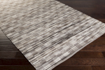 Surya Apis API-4000  Medium Gray/Silver Gray/Dark Brown/Ivory Closeout Area Rug