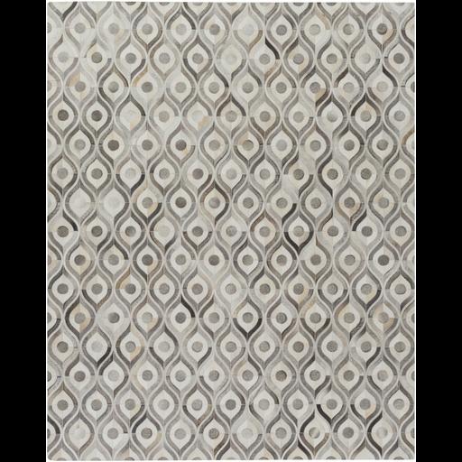 Surya Appalachian App 1003 Medium Gray Cream Beige Dark