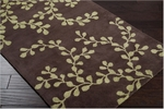 Surya Artist Studio ART-192 Brown Closeout Area Rug - Spring 2014