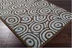Surya Artist Studio ART-81 Brown Closeout Area Rug - Fall 2012