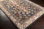 Surya Arizona ARZ-1000 Espresso/Parchment Closeout Area Rug - Fall 2014