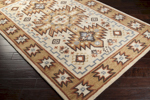 Surya Arizona ARZ-1002 Biscotti/Golden Brown Closeout Area Rug - Spring 2015