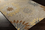 Surya Athena ATH-5106 Light Grey/Gold/Sea Foam Area Rug