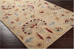 Surya Aurora AUR-1014 Desert Sand/Safari Tan/Tawny Brown Closeout Area Rug - Fall 2013
