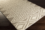 Surya Aztec AZT-3000 Grey/Taupe Closeout Area Rug - Fall 2015