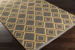 Surya Aztec AZT-3014 Moss/Gold Closeout Area Rug - Spring 2015