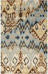Surya Banshee BAN-3325 Soft Blue/Soft Yellow/Antique White Closeout Area Rug - Fall 2014