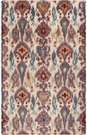 Surya Banshee BAN-3330 Parchment/Oyster Grey/Teal Blue/Curry Closeout Area Rug - Fall 2014