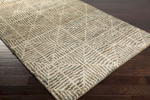 Surya Bjorn BJR-1007 Chocolate/Forest/Beige Area Rug