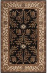 Surya Bungalow BNG-5012 Jet Black/Bronze/Camel Closeout Area Rug - Spring 2014