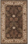 Surya Bungalow BNG-5013 Dark Brown/Camel/Sienna Closeout Area Rug - Spring 2014