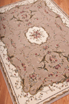 Nourison Bordeaux BOR01 Cream Closeout Area Rug