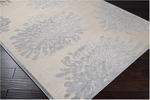 Surya Basilica BSL-7145 Parchment/Grey Closeout Area Rug - Fall 2012