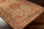 Surya Basilica BSL-7200 Dark Brown/Burnt Sienna/Bronze Closeout Area Rug