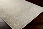 Surya Basilica BSL-7203 Parchment/Camel/Light Grey Closeout Area Rug