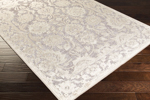 Surya Basilica BSL-7211 Grey/Taupe/Parchment Area Rug