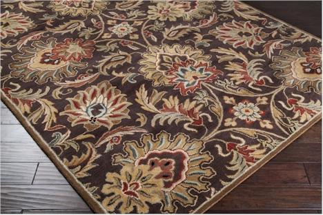 Cae 1028 Dark Chocolate Golden Brown