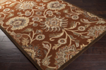 Surya Caesar CAE-1062 Terra Cotta/Safari Tan Area Rug