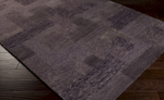 Surya Cairn CAI-302 Purple Sage/Grape/Mulled Wine Closeout Area Rug - Fall 2014